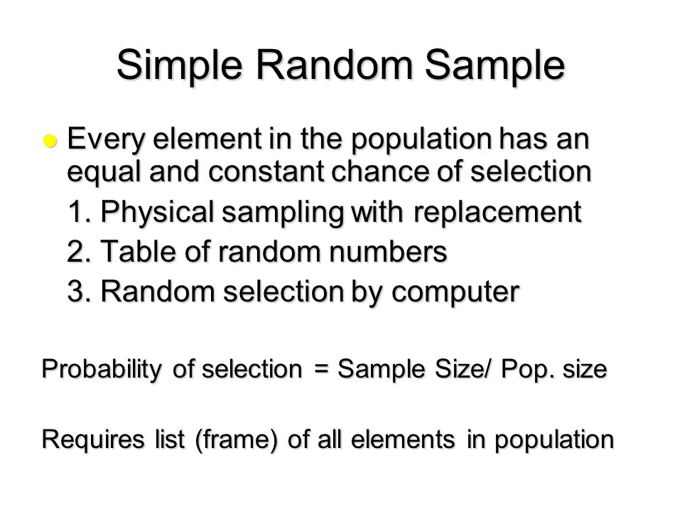 how to choose a random element from a list