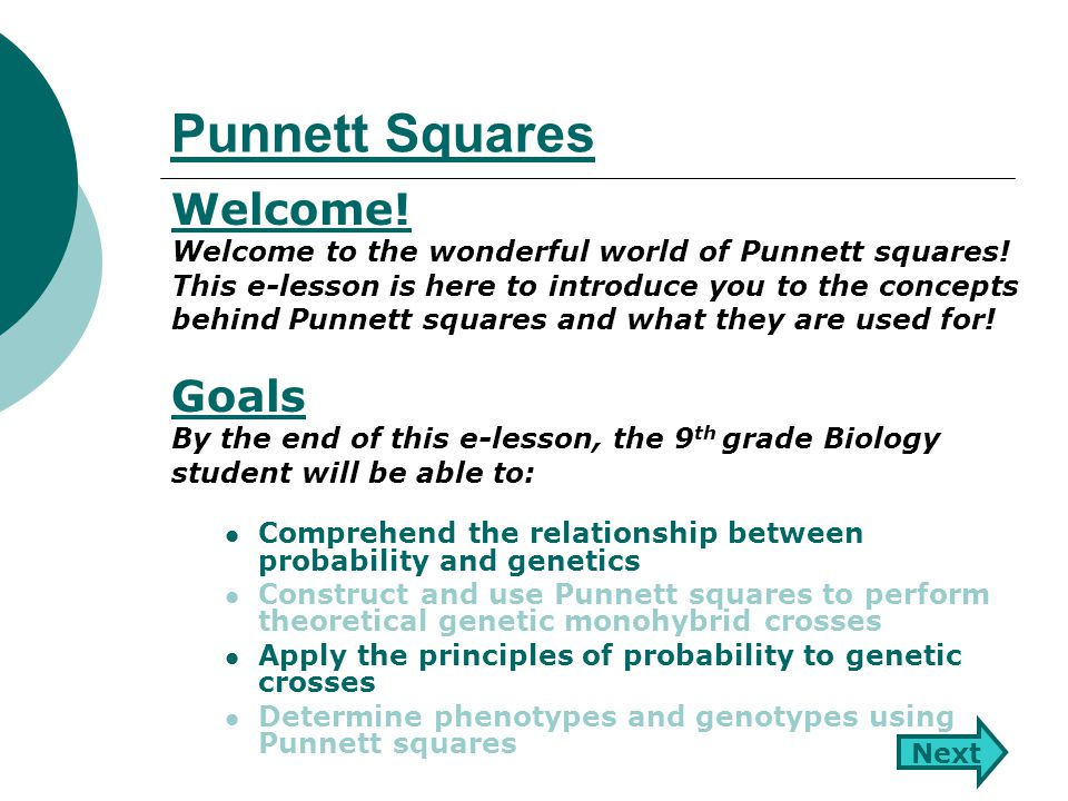 An e-Lesson for 9th Grade Biology Students - ppt video