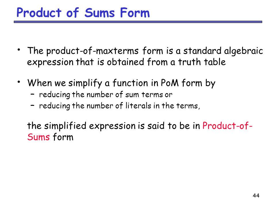 Standart Forms of Expression - ppt video online download