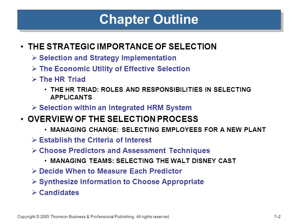 selection techniques in hrm pdf