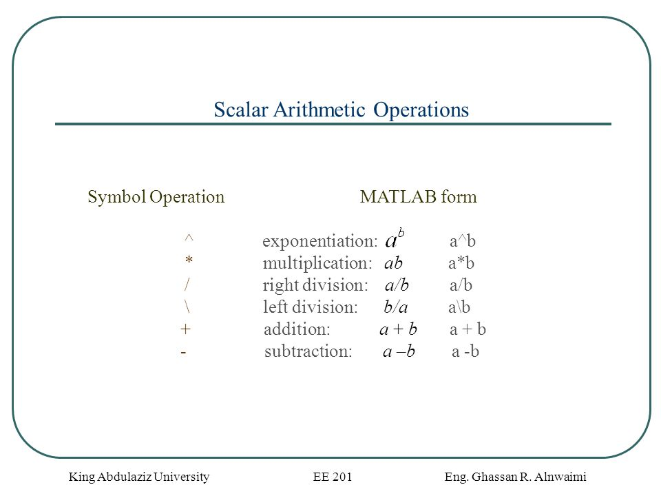 Introduction to MATLAB 7 for Engineers - ppt download