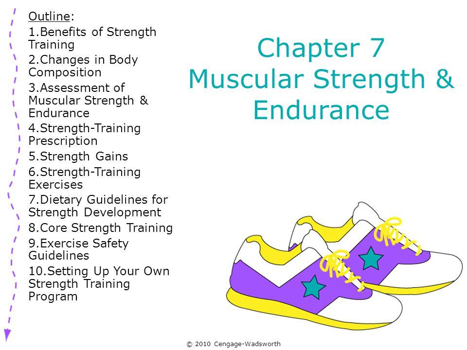 Muscular Endurance Exercises