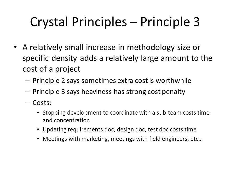 Agile methodologies crystal ppt download.