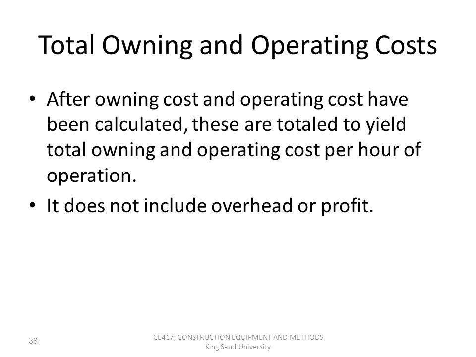 Construction Economics - ppt download