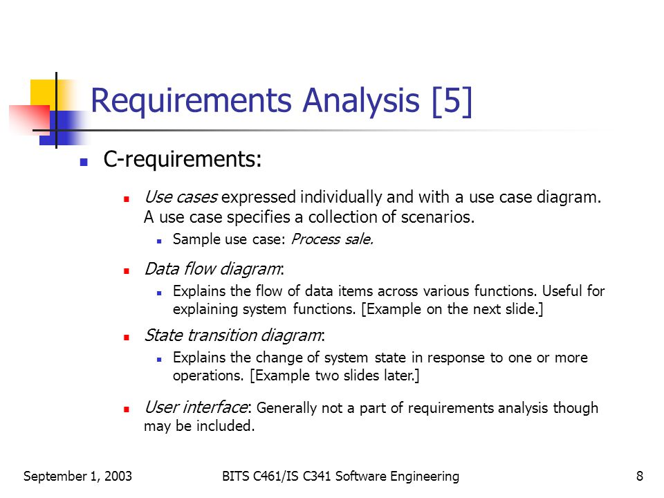 Requirements Analysis Ppt Download - Requirement analysis