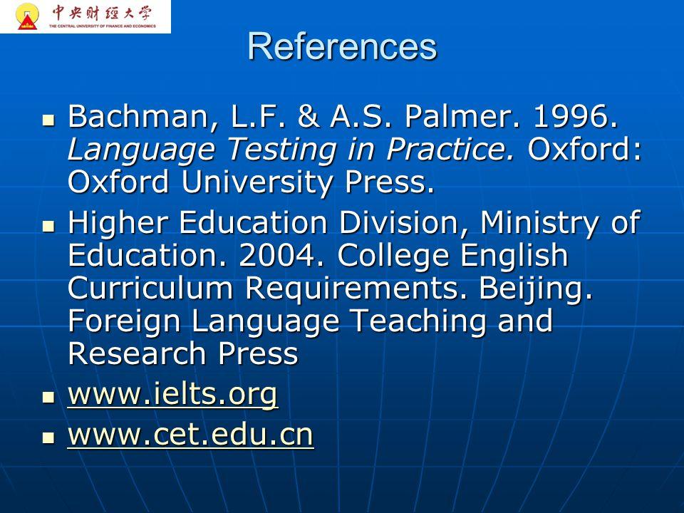 Comparative Study Of IELTS CET 4 6 Ppt Video Online Download