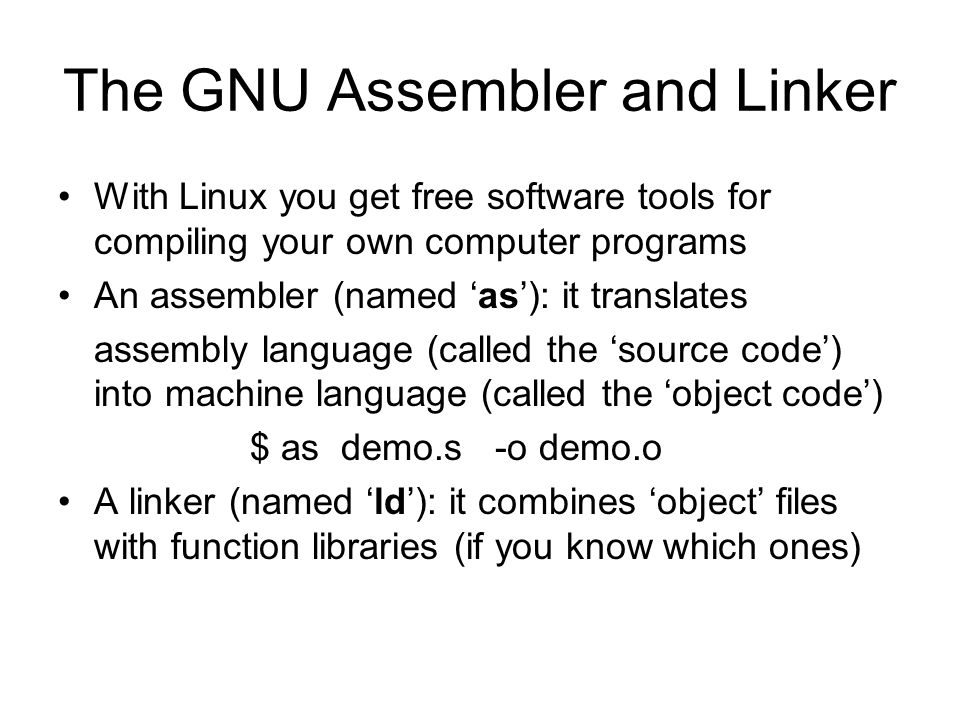 What is Assembly Language? - ppt download