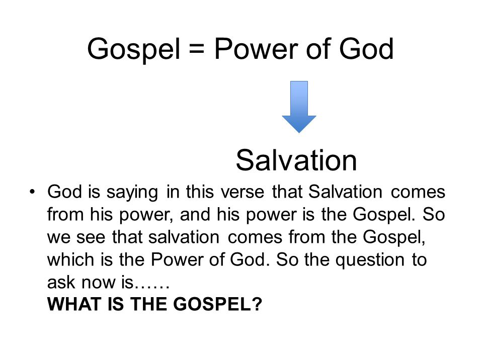 The Gospel Bridge Illustration Ppt Download