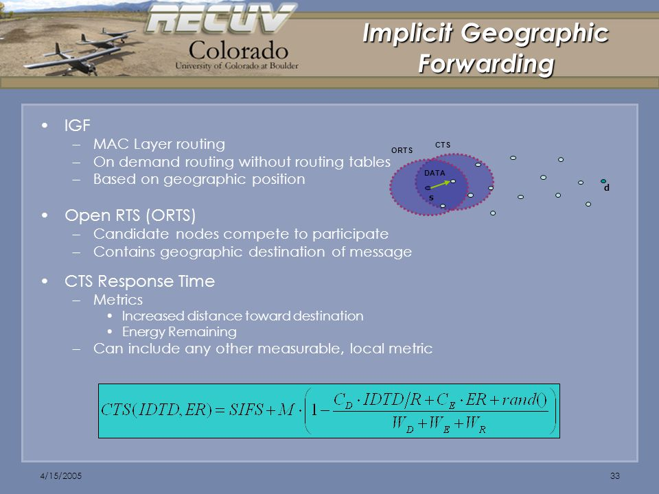 Simultaneous Design and Analysis of Communications and Control for