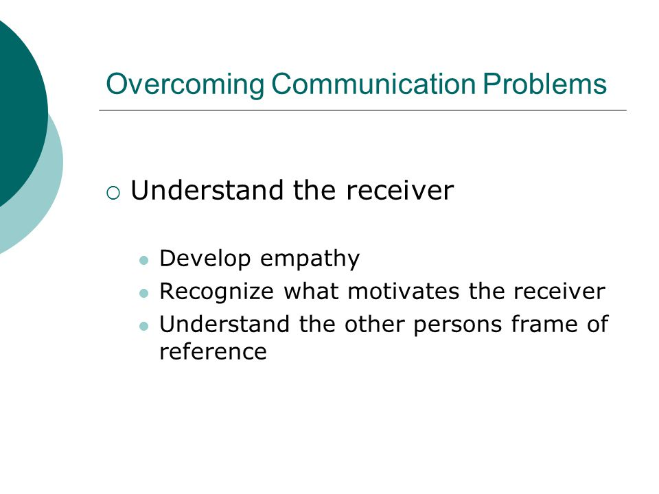 Chapter 4 Interpersonal Communication. - ppt download