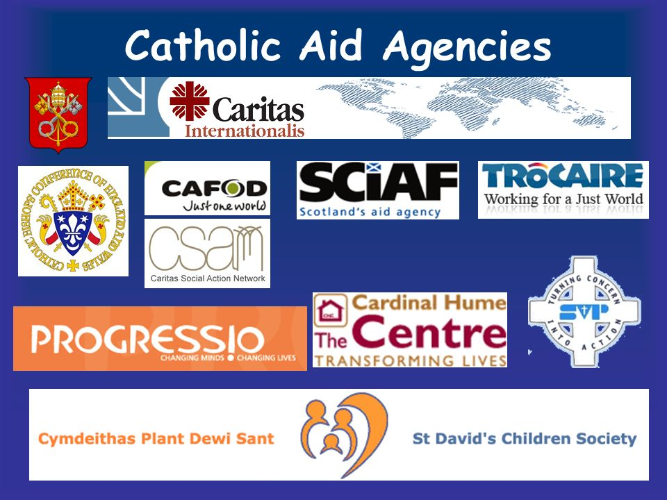 Catholic Aid Agencies