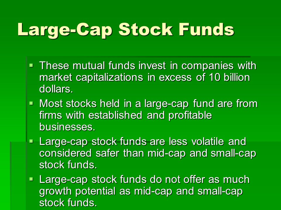 An Introduction to Mutual Funds - ppt download