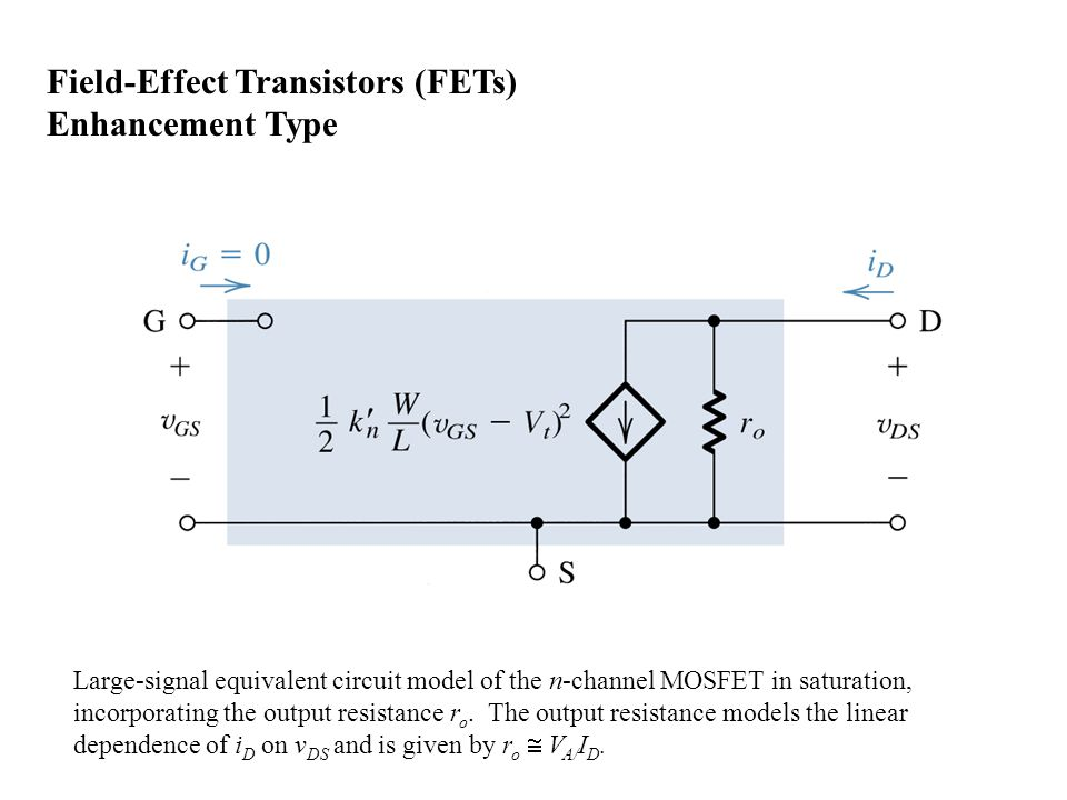 Metal-Oxide-Semiconductor Field-Effect Transistor - an ...