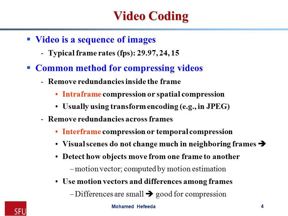 School of Computing Science Simon Fraser University - ppt video ...
