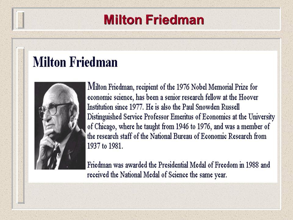 friedman theory