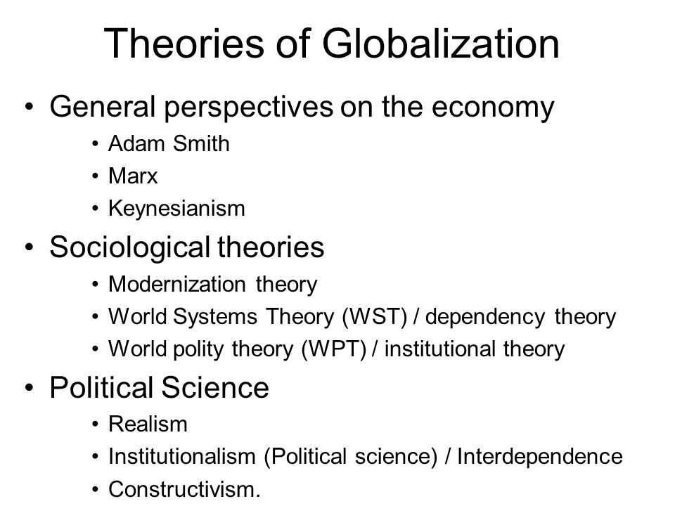 what is system theory in political science