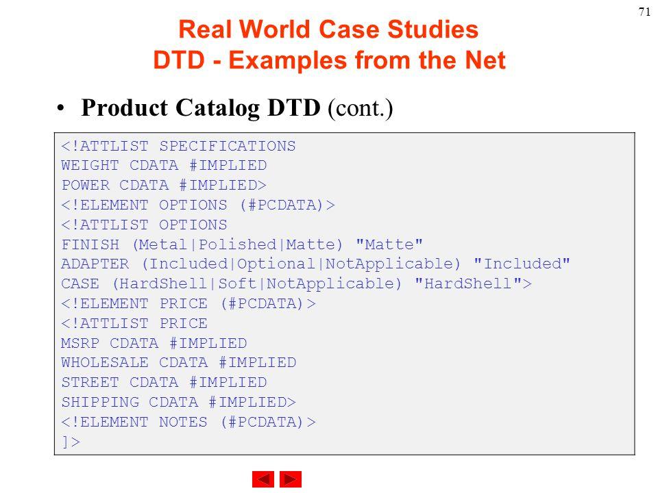 Week 4 Document Type Definition (DTD) - ppt download