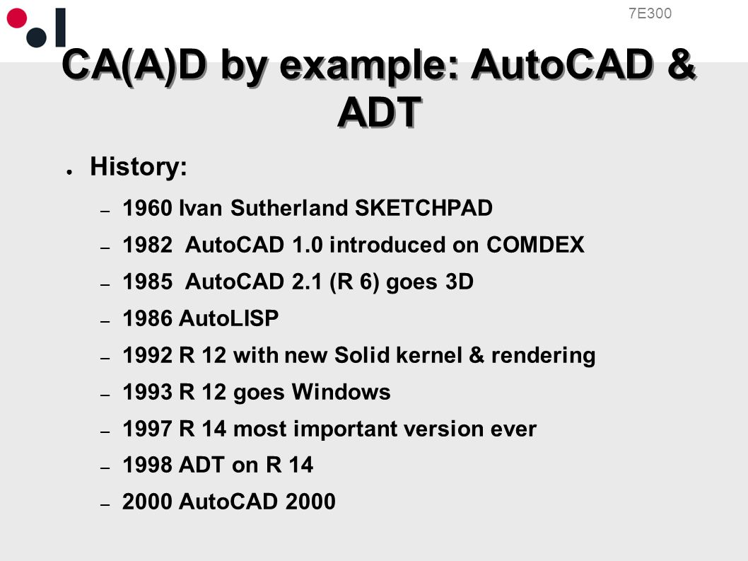 Auto]CAD Basics: Foundations and 2D drawings - ppt video