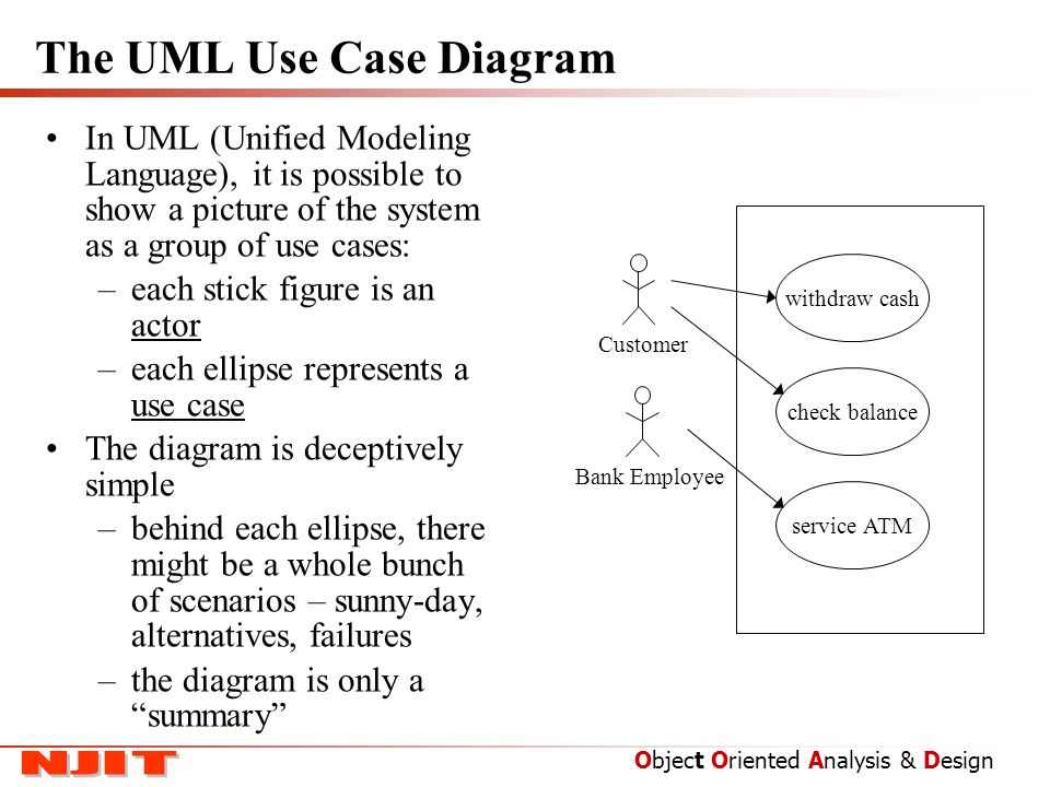 Use cases ppt download the uml use case diagram ccuart Gallery