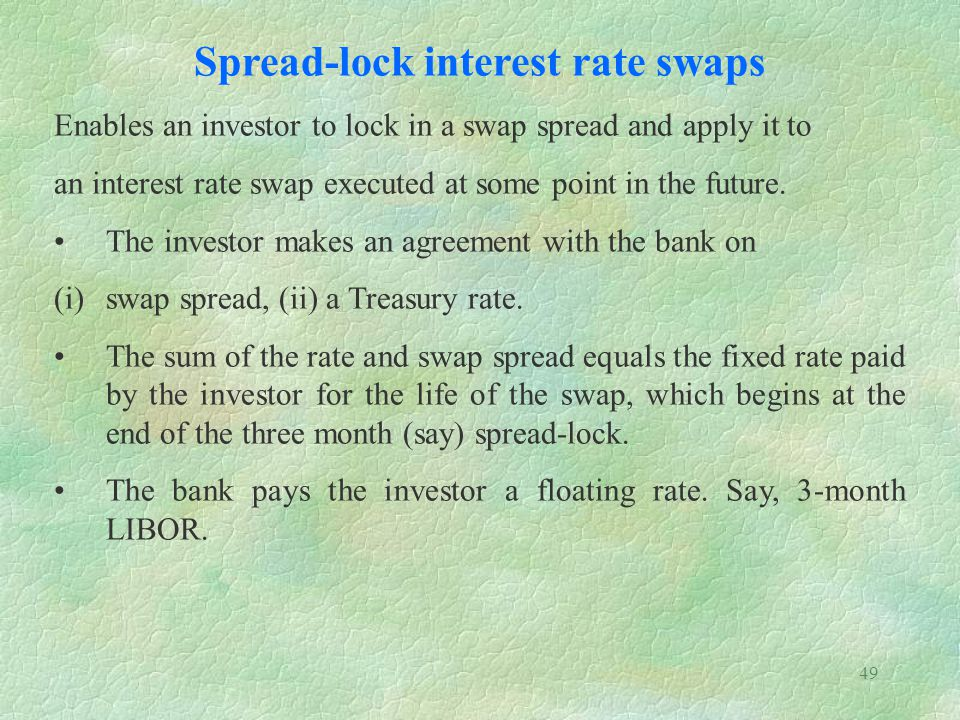 Basic Interest Rate And Currency Swap Products Ppt Download