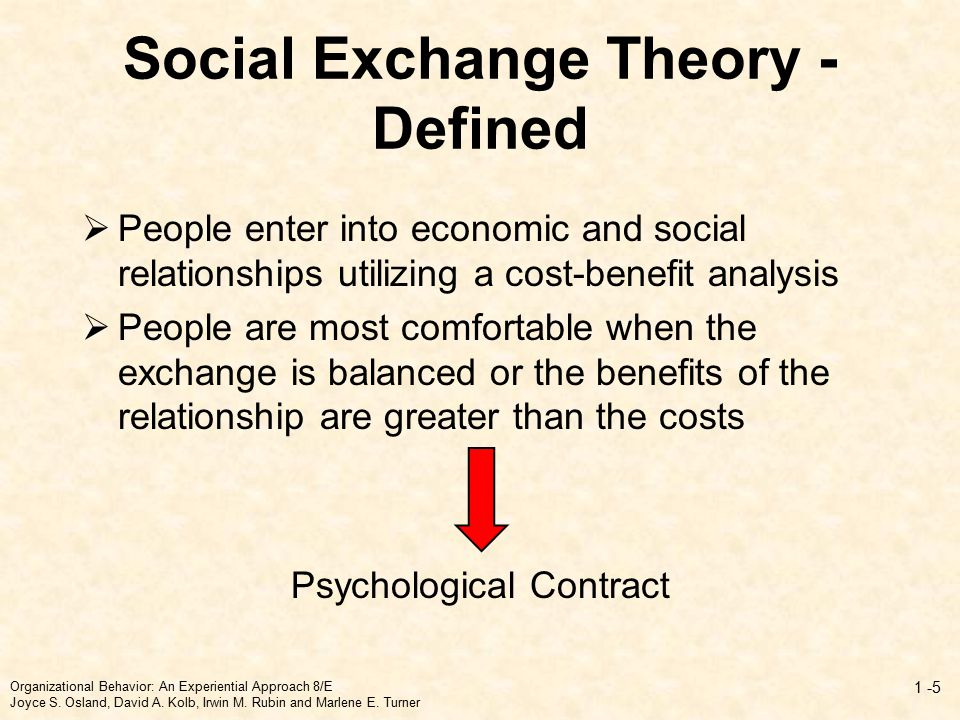 Chapter 1 The Psychological Contract And Commitment Ppt Video