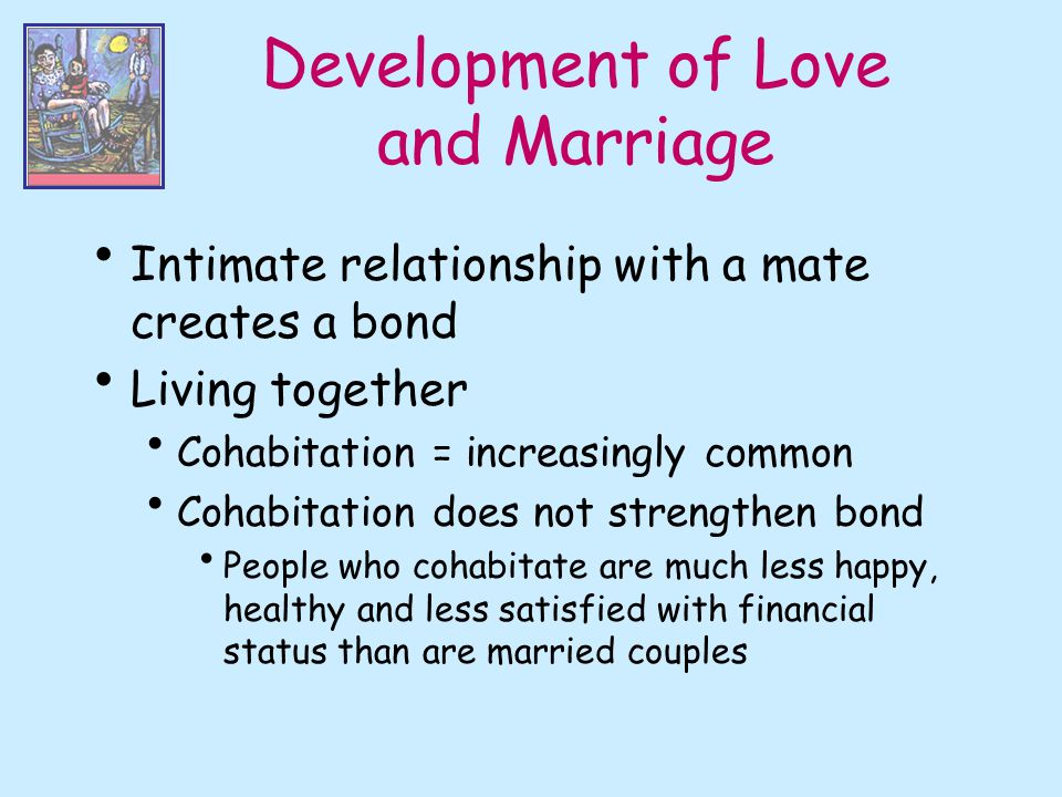 Development of Love and Marriage