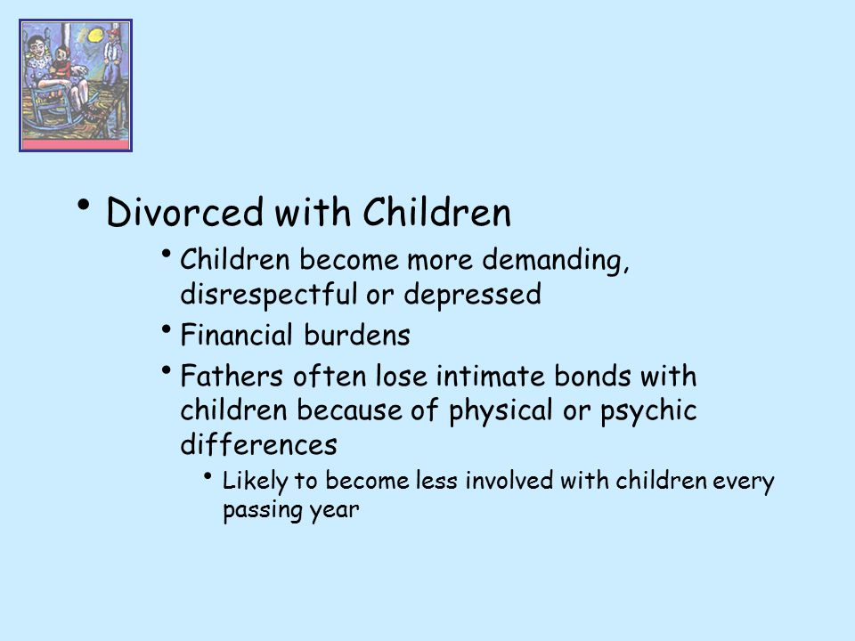 Divorced with Children