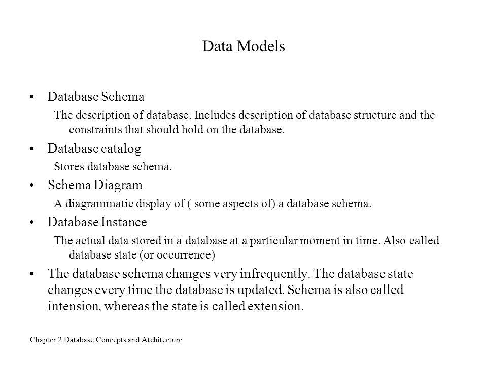 Database theory jason fan ppt download data models database schema database catalog schema diagram ccuart Images