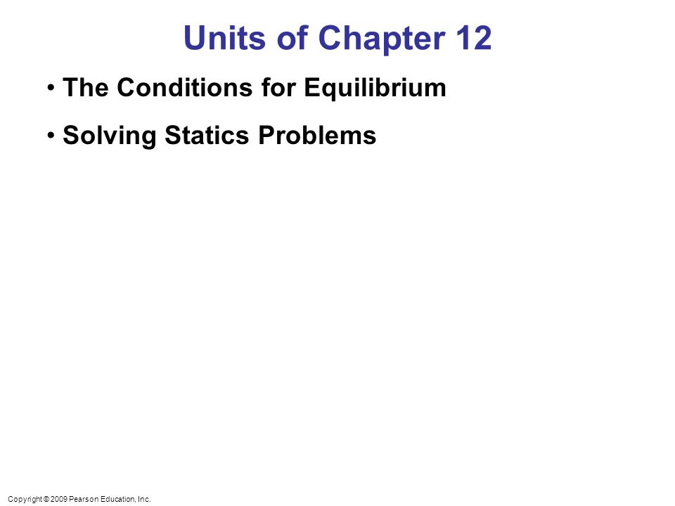Equilibrium of particles free body diagram equilibrium of rigid units of chapter 12 the conditions for equilibrium ccuart Gallery