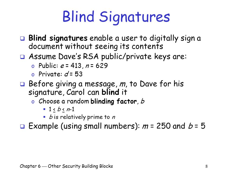 Overview Beyond basic cryptography: - ppt download