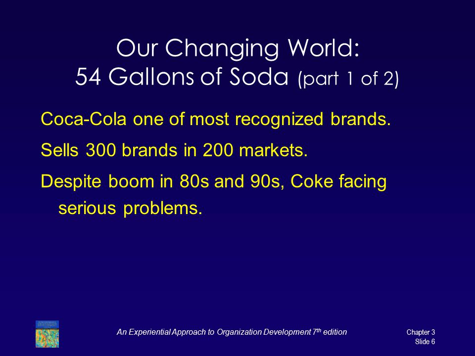 Our Changing World: 54 Gallons of Soda (part 1 of 2)