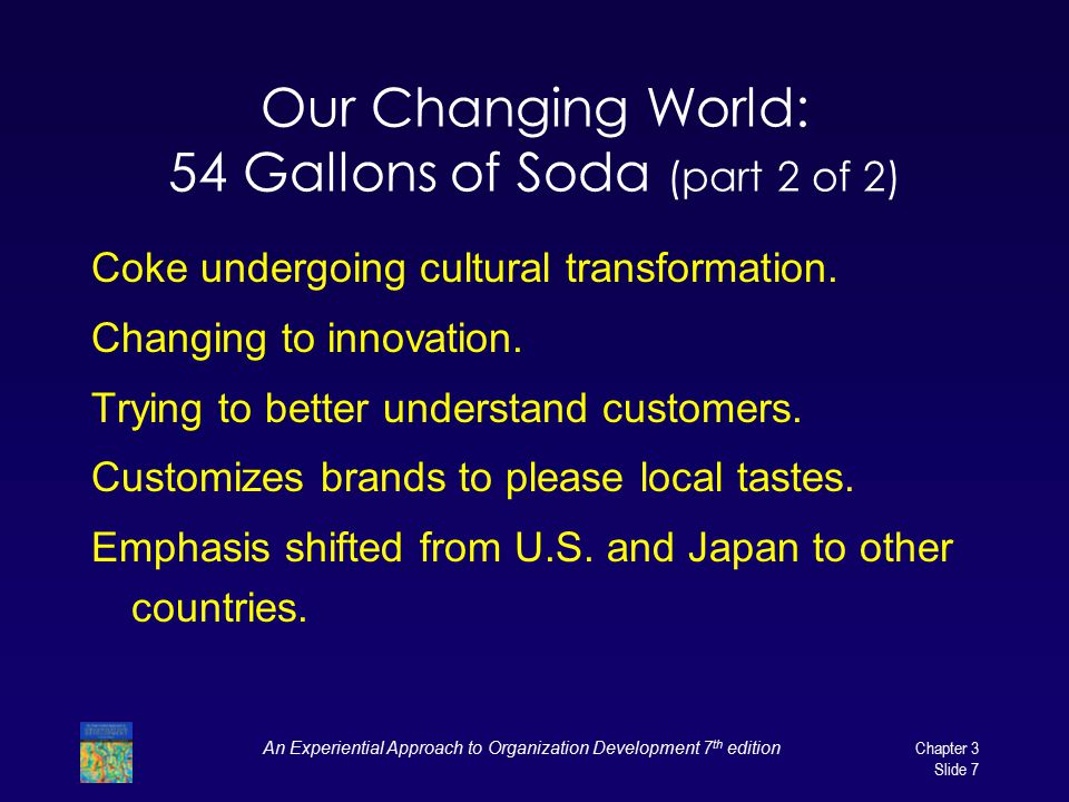 Our Changing World: 54 Gallons of Soda (part 2 of 2)