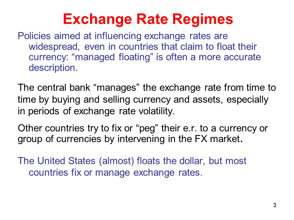 3 Exchange