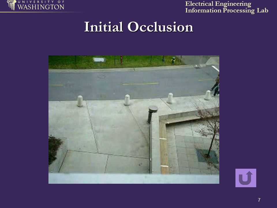 Initial Occlusion