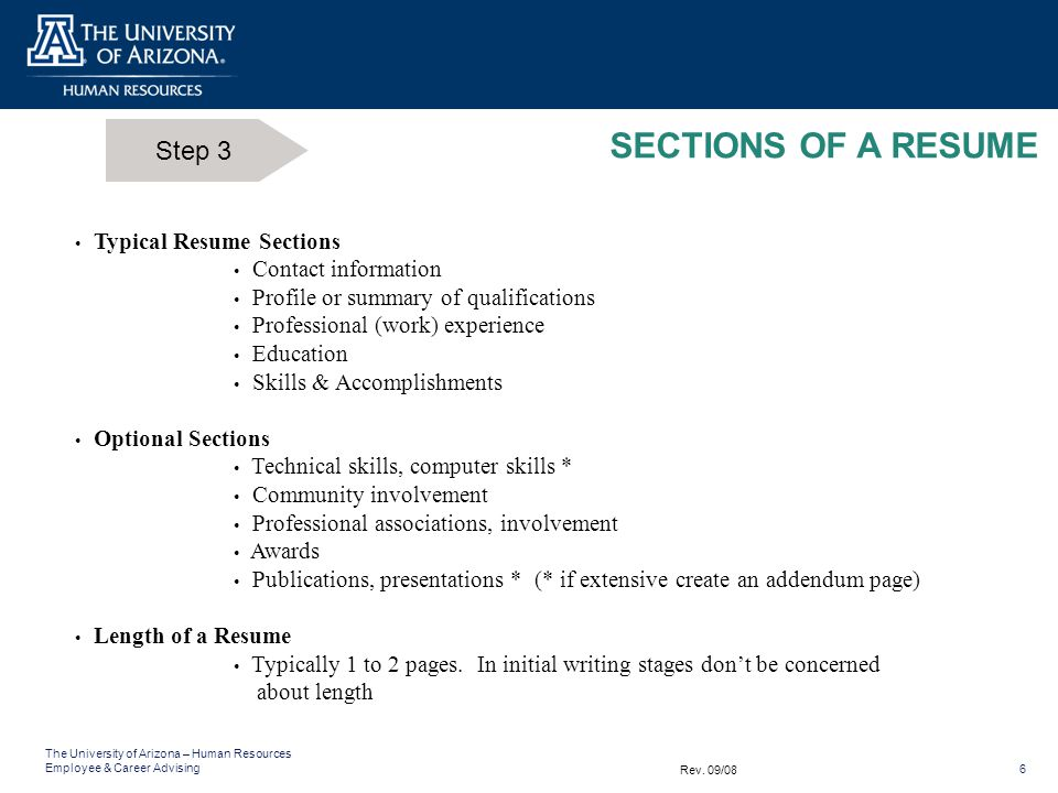 WHAT IS A RESUME? (WHAT IS NOT A RESUME?) - ppt download