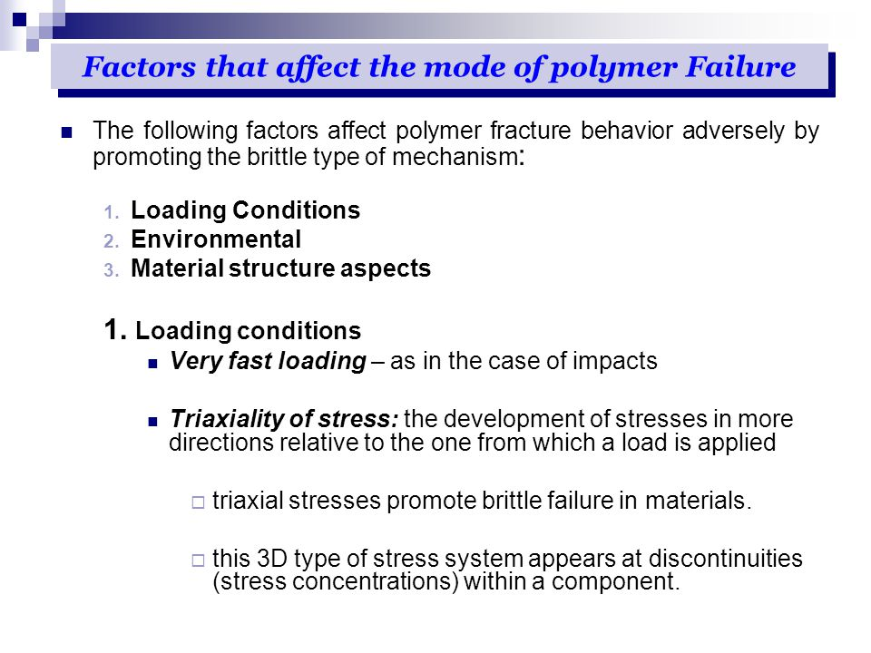 types of failure in materials pdf