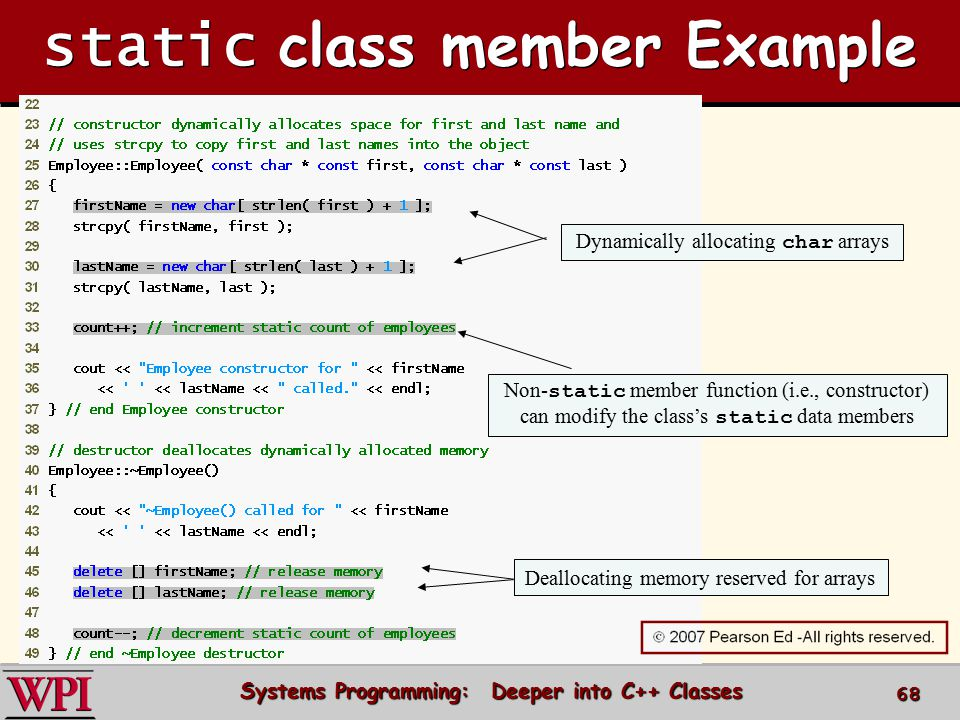 What Is A Non Static Member Function C++ (siayacounty)