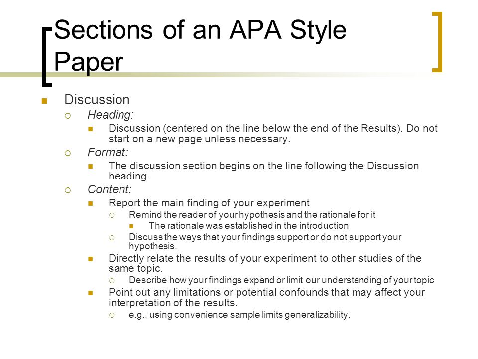 How to write an appendix for research paper