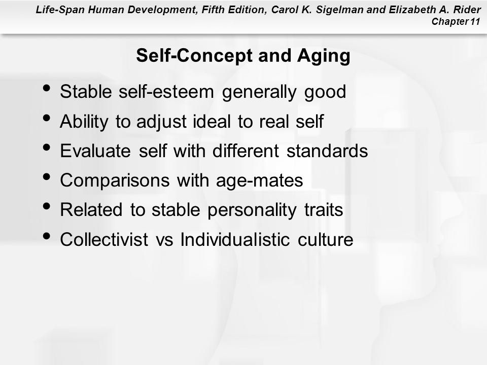Self-Concept and Aging