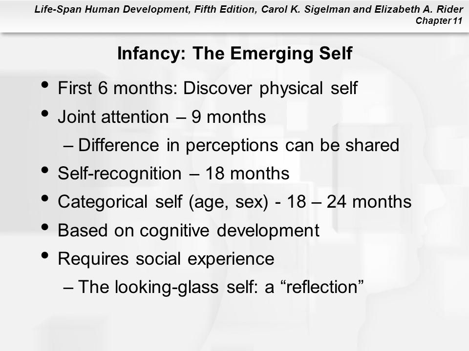 Infancy: The Emerging Self