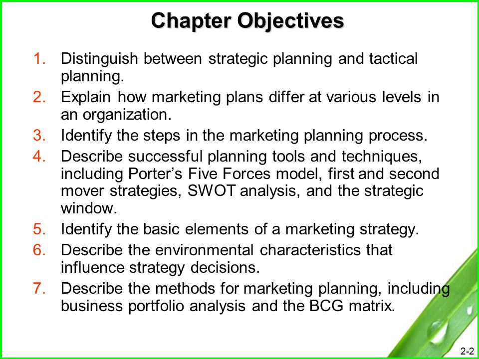 what is the difference between strategic and tactical planning