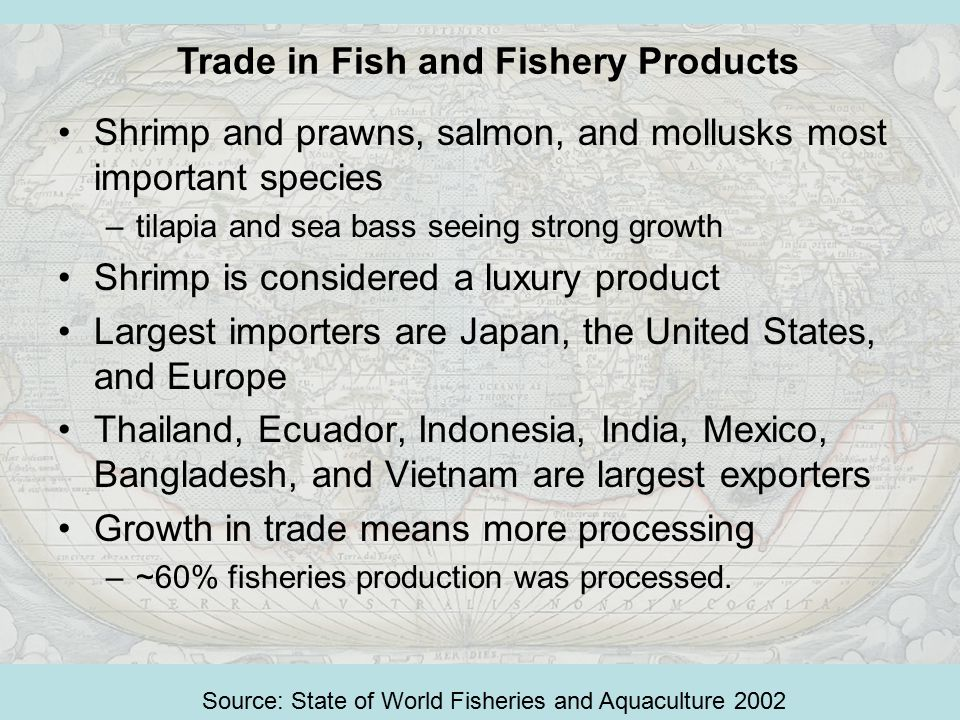 Fisheries & Aquaculture - ppt download