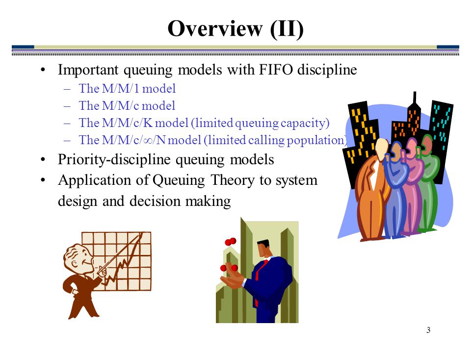 Introduction to Queuing and Simulation - ppt download