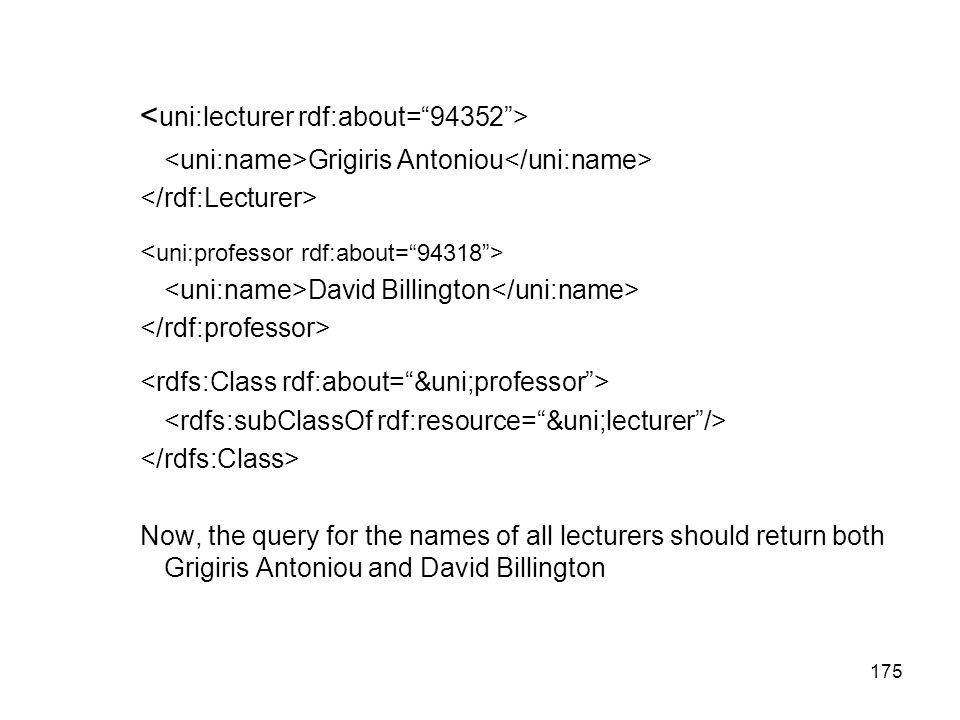 <uni:lecturer rdf:about= 94352 >