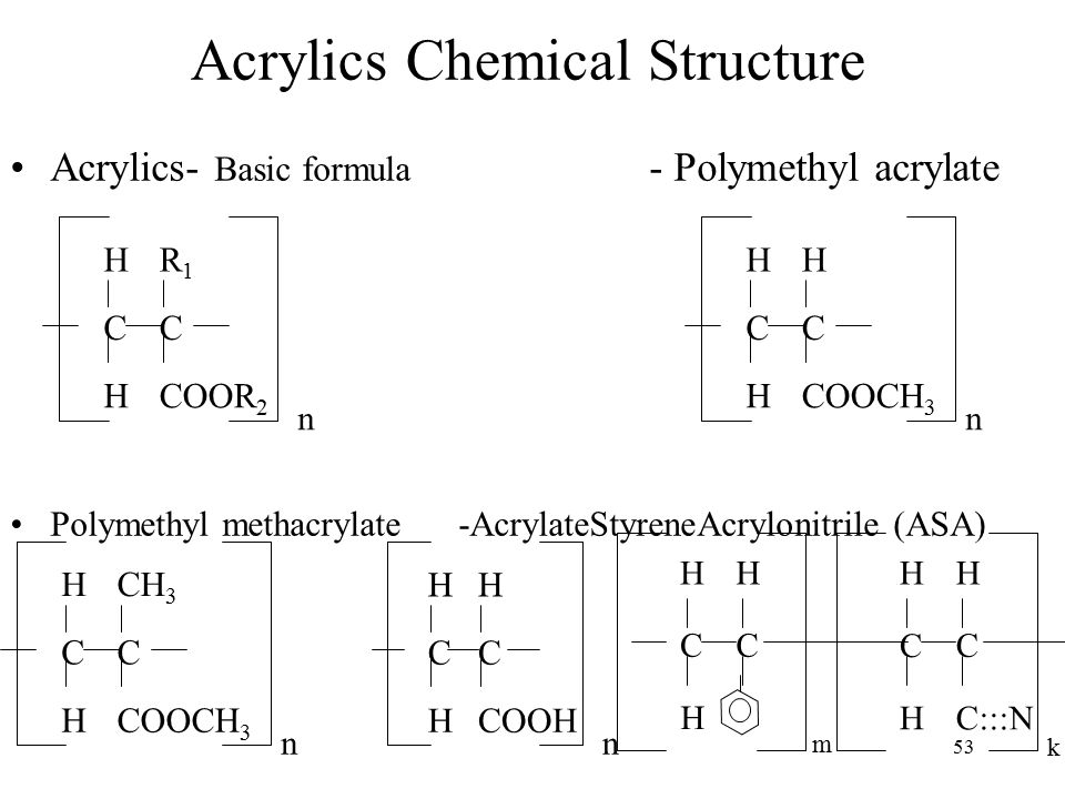 Classes of Polymeric Materials - ppt download