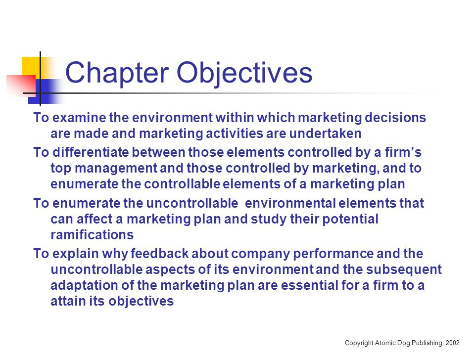 controllable and uncontrollable factors affecting marketing decisions