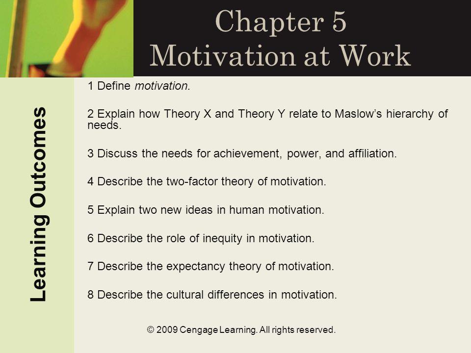 define theory y