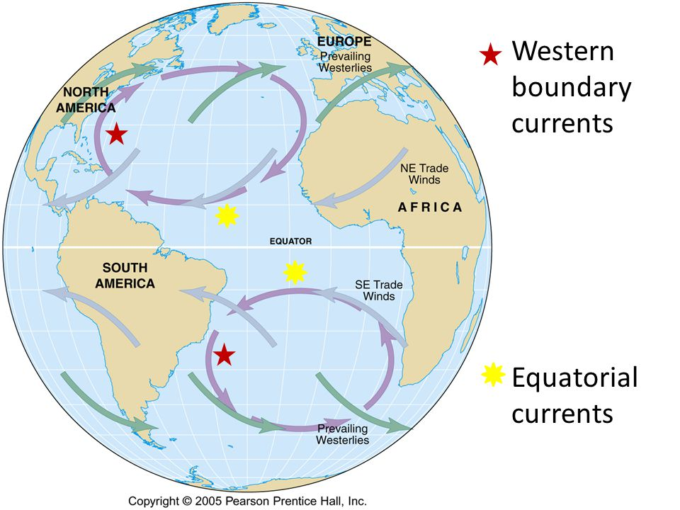 Western boundary currents