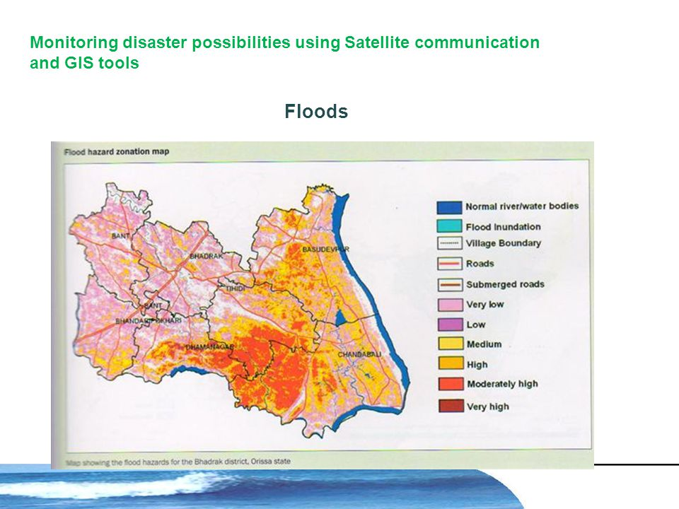 Technology in Disaster Management Shyma S G Assistant