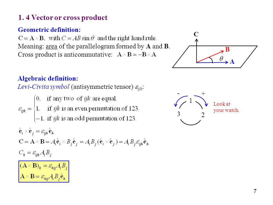 Chapter 1 Vector Analysis Ppt Video Online Download